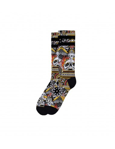 CALCETINES AMERICAN SOCKS EAGLE OF FIRE