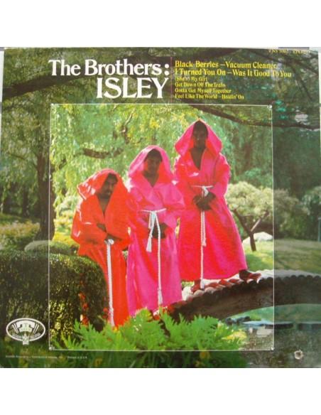 "VINILO LP ISLEY BROTHERS ""BROTHERS ISLEY"""