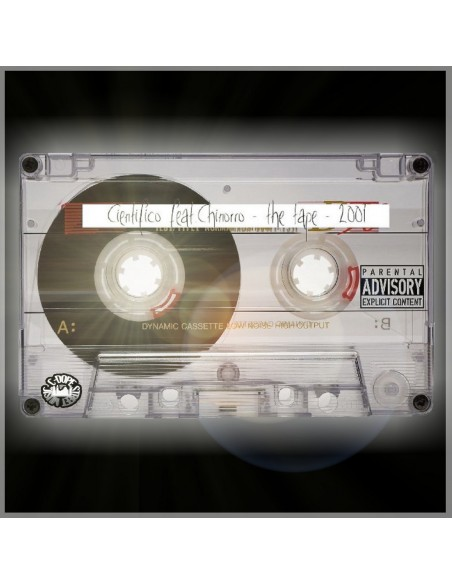 """CD CIENTÍFICO FEAT. CHINORRO """"THE TAPE"""""""