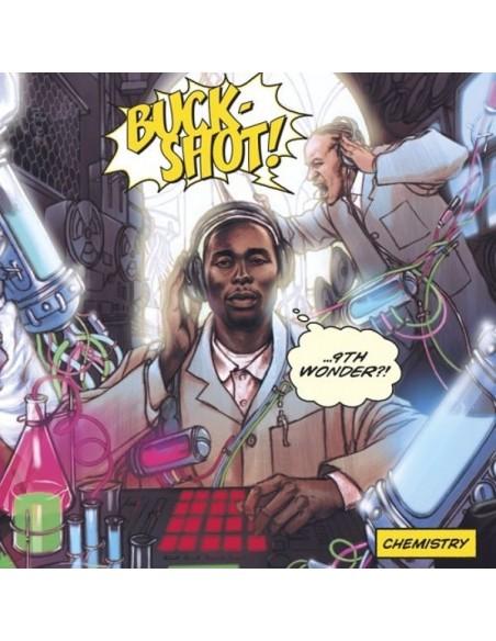 """CD BUCKSHOT & 9TH WONDER """"CHEMISTRY"""""""