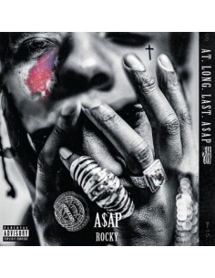 "VINILO 2LP A$AP ROCKY ""AT LONG LAST A$AP"""