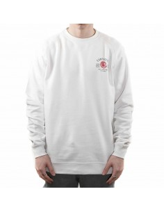 Sudadera CNF FLAMINGO WHITE