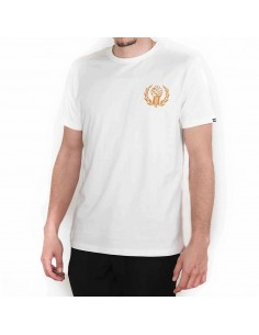 Camiseta CNF FIST FRAME WHITE
