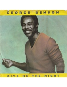 "VINILO LP GEORGE BENSON ""GIVE ME THE NIGHT"""