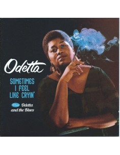 "VINILO LP ODETTA ""SOMETIMES I FEEL LIKE CRYING'"""