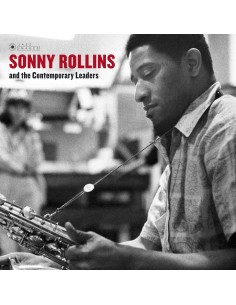 "VINILO LP SONNY ROLLINS ""SONNY ROLLINS AND THE CONTEMPORARY LEADERS"""