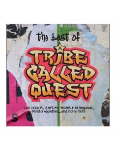 "CD A TRIBE CALLED QUEST ""THE BEST OF A TRIBE CALLED QUEST"""