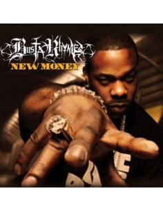 "CD BUSTA RHYMES ""NEW MONEY"""