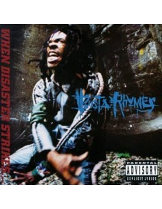 "CD BUSTA RHYMES ""WHEN DISASTER STRIKES"""