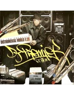 "DJ PREMIER ""Instrumental world Vol.39"" Cd"