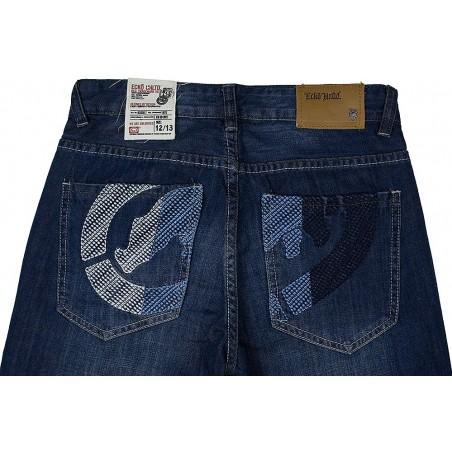 Pantalon Nino ECKO SHIELD BLOCK detalle detras