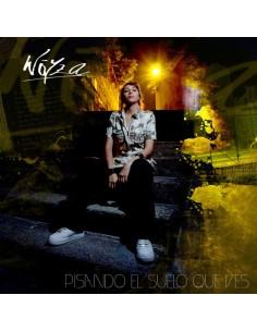 """WOYZA """"PISANDO EL SUELO QUE VES"""" LP"""