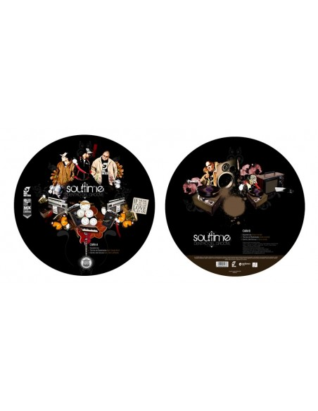 "SOULTIME ""DENTRO DEL GROOVE"" MX Picture Disc"