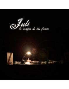 "JULI ""LA MAGIA DE LAS FRASES"" Cd"