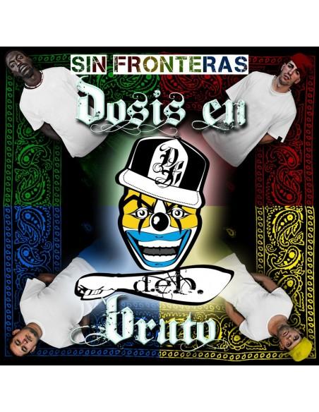 """DOSIS EN BRUTO """"SIN FRONTERAS"""" Cd"""