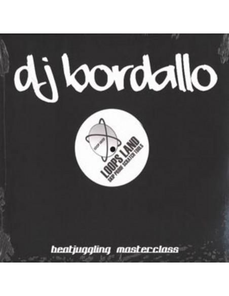 "DJ BORDALLO ""BEATJUGGLING MASTERCLASS"" LP"