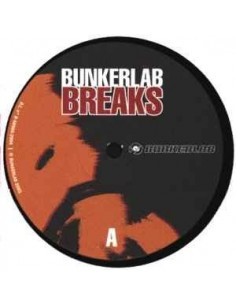 "BUNKERLAB ""BREAKS"" LP"