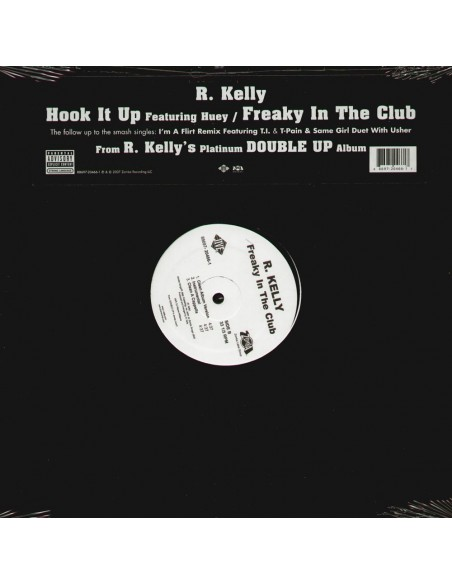 "R.KELLY ""HOOK IT UP/FREAKY IN THE CLUB"" MX"