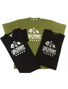 Camiseta VIOLADORES ESTRELLAS
