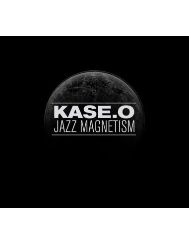 "CD ""KASE.O JAZZ MAGNETISM"""