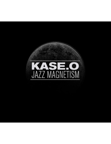 "CD ""KASE.O JAZZ MAGNETISM"""