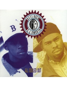 "VINILO EP PETE ROCK & C.L.SMOOTH ""ALL SOULED OUT"""