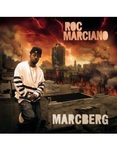 "VINILO LP ROC MARCIANO ""MARCBERG"""