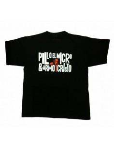 Camiseta Chico KASE.O JAZZ MAGNETISM PILLO