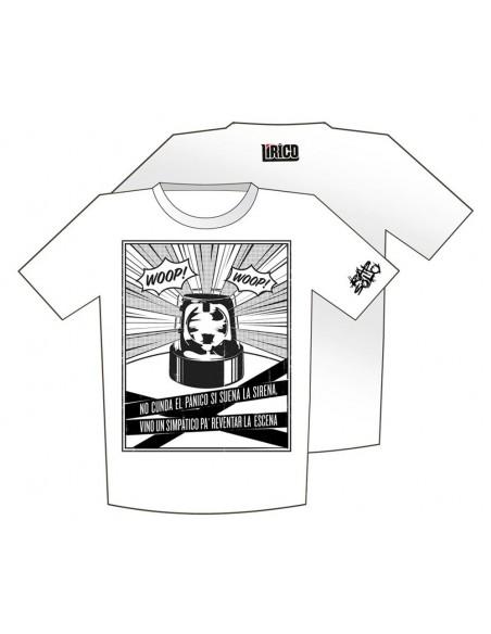 RESERVA Camiseta Chico SIRENA LÍRICO