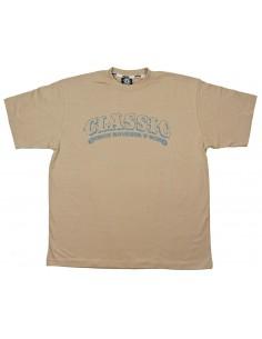 Camiseta COMUN98 CLASSIC BEIGE