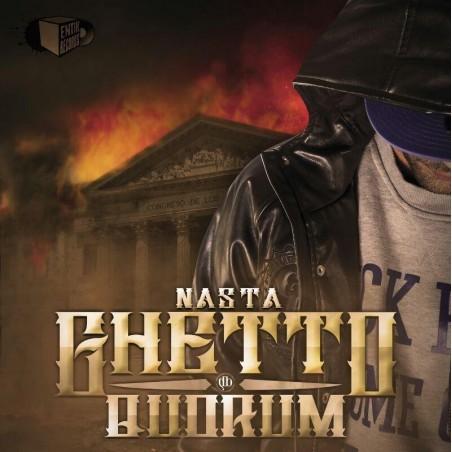 """CD NASTA """"GHETTO QUORUM"""""""