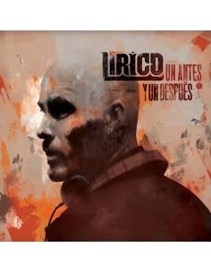 """CD LÍRICO """"UN ANTES Y UN DESPUÉS"""""""