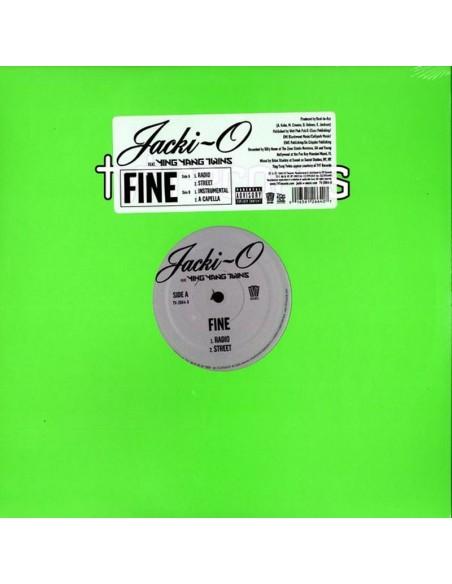"JACKI-O feat. YING YANG TWINS ""FINE"" MX"