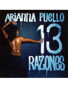"ARIANNA PUELLO ""13 RAZONES"" CD"