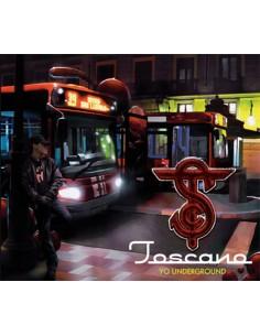 "TOSCANO ""YO UNDERGROUND"" CD"