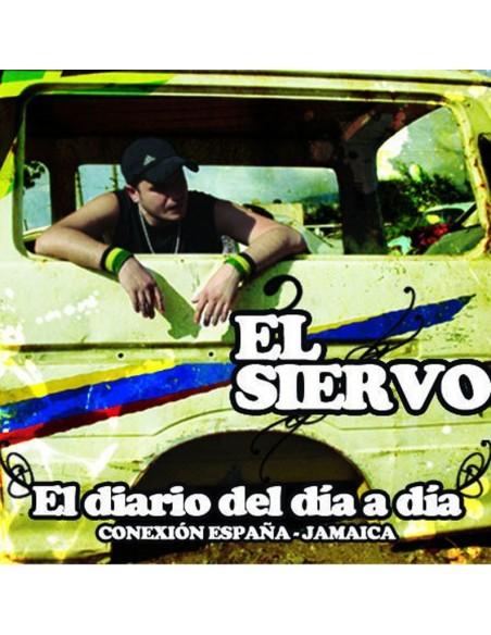"""EL SIERVO """"El diario del día a día"""" Cd"""