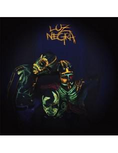 """LUZ NEGRA """"Luz negra"""" Cd"""