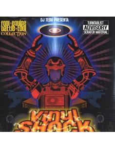 "DJ TEDU ""VINYL SHOCK"" LP"