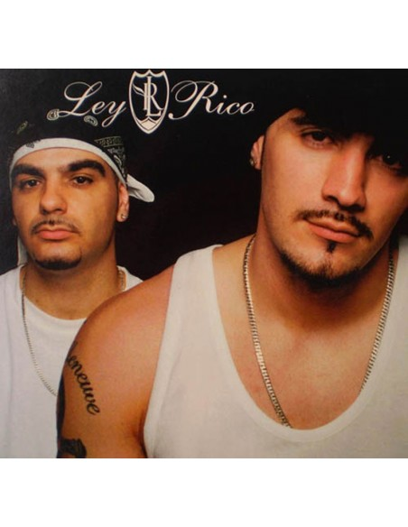 "LEY RICO ""LEY RICO"" 2LP"