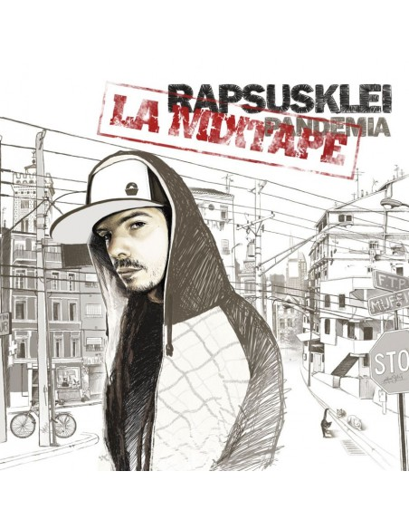 """RAPSUSKLEI """"PANDEMIA LA MIXTAPE"""" Cd"""