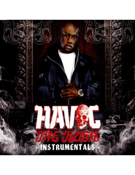 "HAVOC ""THE KUSH INSTRUMENTALS"" LP"