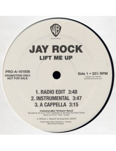 "JAY ROCK ""LIFT ME UP"" MX"