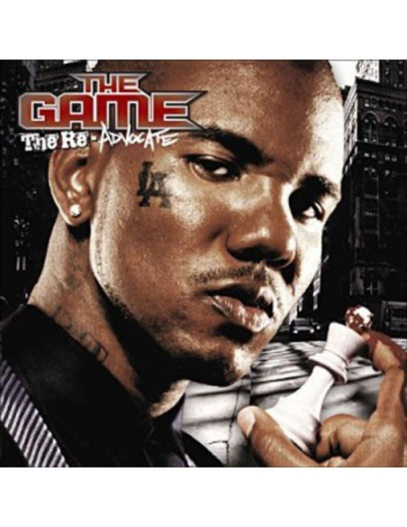 "THE GAME ""THE RE-ADVOCATE"" Cd"
