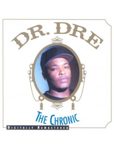 "VINILO 2 LP DR. DRE ""THE CHRONIC"""