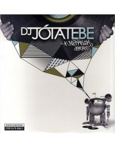 "DJ JÓTATEBE ""UNDERTABLISM BREAKS"" LP"