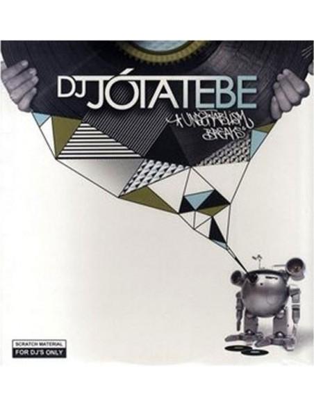 """DJ JÓTATEBE """"UNDERTABLISM BREAKS"""" LP"""