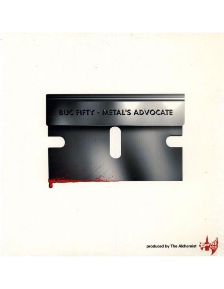 "BUC FIFTY ""METAL'S ADVOCATE"" MX"