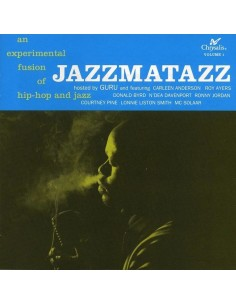 "CD GURU ""JAZZMATAZZ VOLUME 1"""
