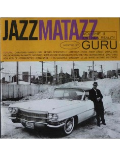 "CD GURU ""JAZZMATAZZ VOLUME 2: THE NEW REALITY"""
