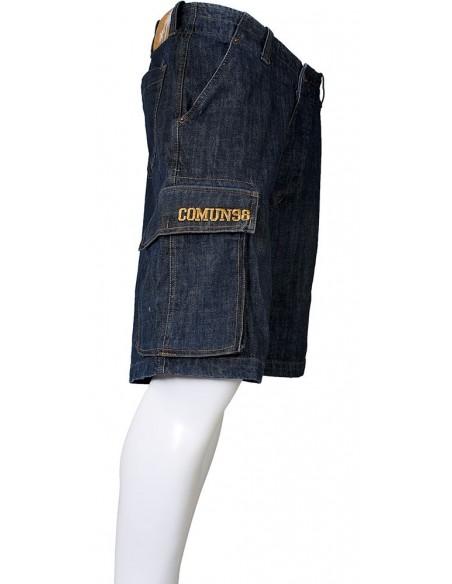 Pantalón Corto COMUN98 CARGO 09 DENIM